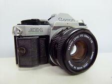 Canon AE-1 Program 35mm SLR Camera+ Manual EXCELLENT++