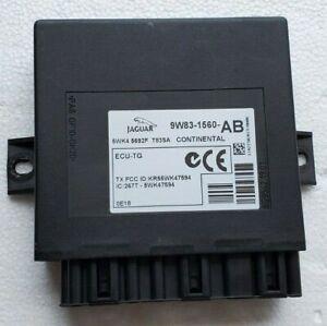 Jaguar XF XK XF  9W83-1560-AB Tire Pressure Monitor System Control Module OEM