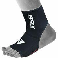 RDX Neoprene Ankle Brace Support Guard MMA Foot Muay Thai Boxing Gym Sport H