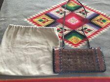 Authentic BOTTEGA VENETA Python Evening Bag Handbag, 304460 6391-Retail $3480