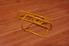 Bor yueh water bottle cage  MTB trekking road bicycle 58g yellow