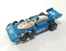 #908 Aurora AFX G-Plus Formula 1 6 Wheel F1  HO slot Car Vintage