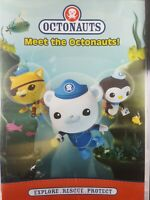 Octonauts: Meet the Octonauts With Puzzle DVD