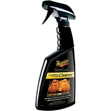 Leather and Vinyl Cleaner 473ml Interior Car Care Cleaning - Meguiars G18516