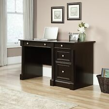 Computer Desk - Wind Oak - Avenue Eight Collection (416507)