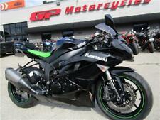 2009 Kawasaki ZX-6R Monster Energy