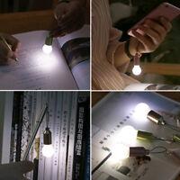 0.38mm Gel Pen Ballpoint LED Bulb Dust Plug Office Writing Supplies Stationery