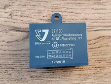 Erich Jaeger Modul Relais Anhängerblinküberwachung 321130 NSL 12V 10R021934