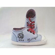 IKKS chaussures souples bleu et rouge bébé garçon pointure 19/20 NEUVES