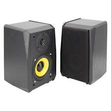 Dynavox TG-1000M aktive Lautsprecher, Schwarz, Paar, Aktivboxen mit Verstärker