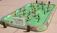 pre subbuteo Gioco Calcio Biliardino Football Europa Cup TECHNOFIX Fiat Shell