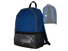 Puma Rucksack blau Phase II Backpack Schule Freizeit Sport Daybag ca.44x32x16 cm