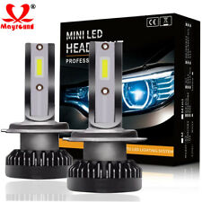 H7 800W 32000LM LED Headlight Kit Light Lamp Car Beam Bulbs  6000K White Bright