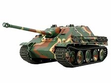 TAMIYA 1/16 German Tank Destroyer Jagdpanther Late Type Model Kit NEW from Japan