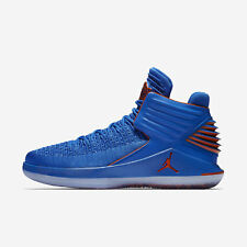 70bc7ebac3a Men's Nike Air Jordan XXXII 32 Why Not Westbrook Sz 11.5 Blue Orange AA1253  400