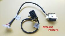 Conector DC jack Hp DV6-6000, DV7-6000 cable 7 pin    1920040