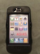 Brand new! Black Hard Case - Cover For iPhone 4G/4GS