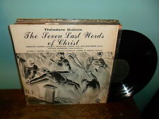 Theodore Dubois-The Seven Last Words of Christ LP Lyrichord Records