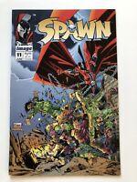 Spawn #11 (1993) Image Comics Vintage High Grade Mcfarlane
