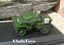 Oxford Militaire 1/76 Daimler Dingo Scout Voiture Royale Ulster Constabulaire