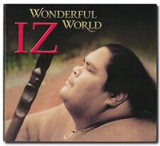 Hawaiian CD Music Songs IZ Israel Kamakawiwoʻole Wonderful World Hawaii Aloha N