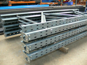 Used Dexion Speedlock Pallet Racking Frame 900mm deep various heights available