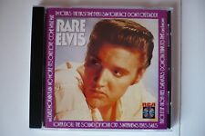 ELVIS PRESLEY CD RARE ELVIS