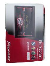 Auto Estéreo Pioneer FH-X720BT unidad de cabeza DIN doble