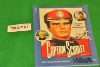 captain scarlet and the mysterons gerry anderson book (700961)