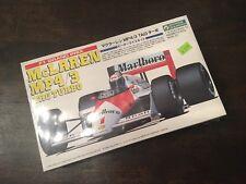 Vintage Gunze Sangyo McLaren MP4/3 Tag Turbo Kit 1:24 New/sealed FA-130