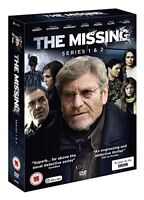 The Missing Series 1 and 2 [DVD]
