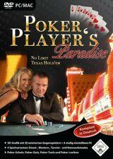 Poker Player's Paradise - PC-Spiel - NEU - OVP