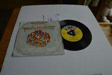 "ELO – Don't Walk Away 7"" Vinyl Single in Picture Sleeve"