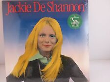 JACKIE DE SHANNON~self-titled~1985 RARE Factory Sealed Vinyl LP Record LN-10265