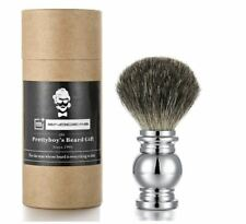 Pure Badger Shaving Brush with Aluminum alloy Handle