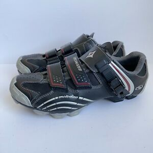 Specialized Motodiva Black Mountain Bike Shoes 6119-5341 Women's Size 41 - US 10