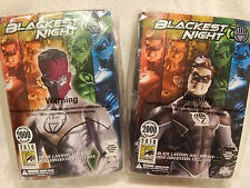 DC Direct SDCC Exclusive Black Lantern Hal Jordan/White Lantern Sinestro