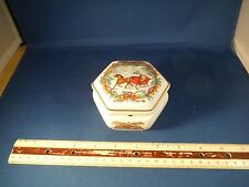 "Heritage House Winter Sleigh Ride ""Jingle Bells"" Music Box"