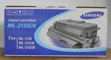 Original Samsung ml-2150d8 Toner BLACK pour ML 2150 2151n 2152 W neuf dans sa boîte B