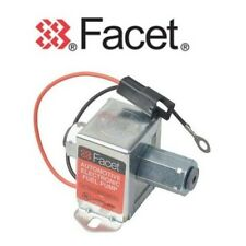 FACET CUBE FUEL PUMP 40171 / SS171 12v ELECTRIC + SHUT OFF VALVE - KTM950
