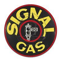 Beeline Gasoline Contour Cut Vinyl Decals Sign Stickers Motor Oil Gas Globes