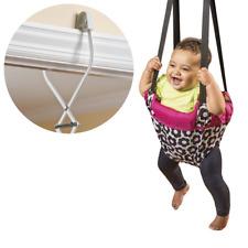 Baby Activity Jumper Bumper Doorway Hanging Swing Chair Secure Bouncer Exerciser