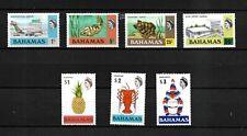 Bahamas, 1978 decimal pictorials, No wmk, almost complete set MNH (B043)