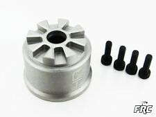 Hot Racing Traxxas 1/10 Summit aluminum differential case SUM11H