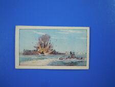 ORIGINAL CIGARETTE CARD: War Incidents - B11 Dives to Conquer No.50