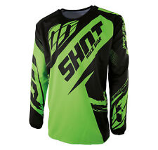 SHOT race gear CLAW motocross men/'s jersey EXTRA LARGE  A0E-12B1-B03-11