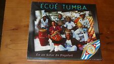 ECUE TUMBA EN UN SOLAR DE POGOLOTI ENVIDIA Salsa Rare CD