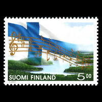 """Finland 1998 - 150th anniv. of the national hymn """"Maamme laula"""" - Sc 1078 MNH"""