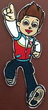 Larger 4.4 Inch Rider PAW PATROL IRON ON PATCH BUY2 We Send 3 Of These