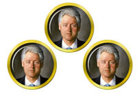 President Visière Clinton Marqueurs de Balles de Golf